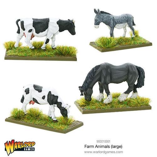 Warlord Games: Farm Animals (large)