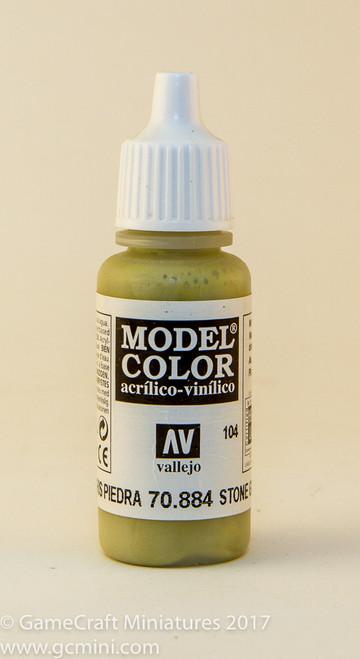 Vallejo Model Color: Stone Grey