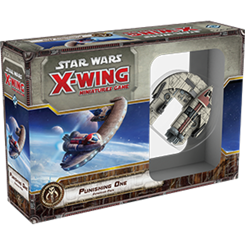 Star Wars X-Wing Miniatures Game: The Force Awakens - Punishing One Expansion Pack