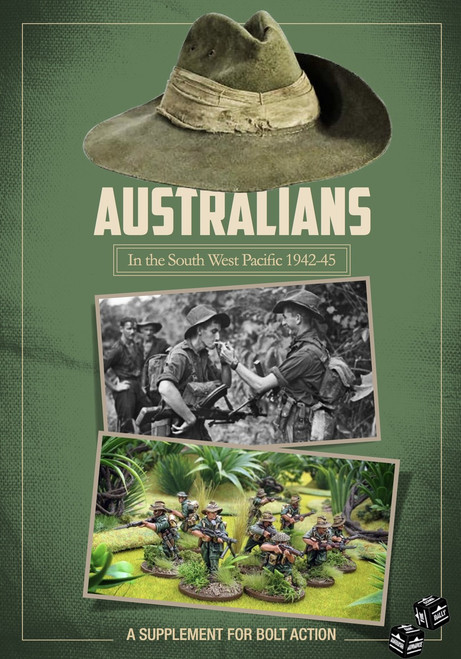 Bolt Action: Australian Army Lists (Download)