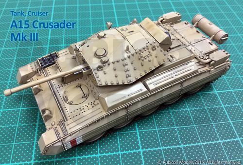 Rubicon Models A15 Crusader
