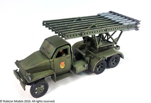 Rubicon Models BM-13N Katyusha Rocket Launcher