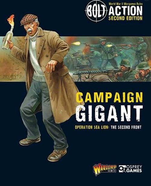 Bolt Action: Campaign Operation Seal Lion Part 2 - Gigant