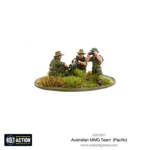 Bolt Action: Australian MMG Team