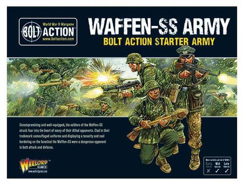 Bolt Action: Waffen SS Starter Army