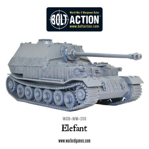 Bolt Action: Sd.Kfz 184 Elefant Heavy Tank Destroyer