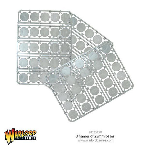 Warlord Games - Bag of 25mm Round Bases