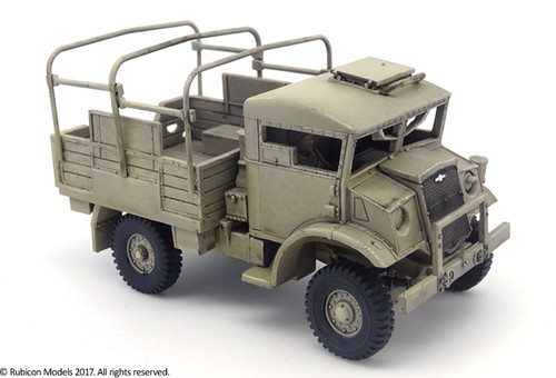 British CMP 15cwt Truck (1:56th scale / 28mm)