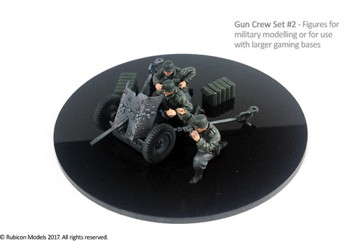 PaK 36 AT Gun with Crew (1:56th scale / 28mm)