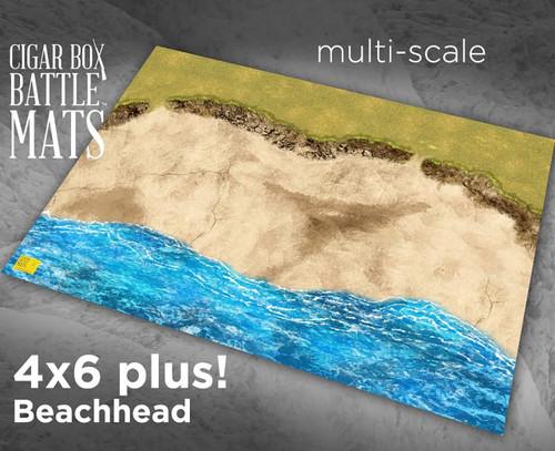 Battle Mat - Beach Head