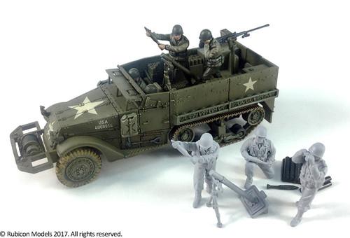 M3/M3A1 Expansion Kit - M21 MMC & Tarpaulin Set (1:56th scale / 28mm)