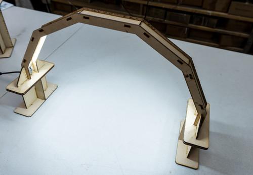 """3"""" Riser for LED Workbench Light"""