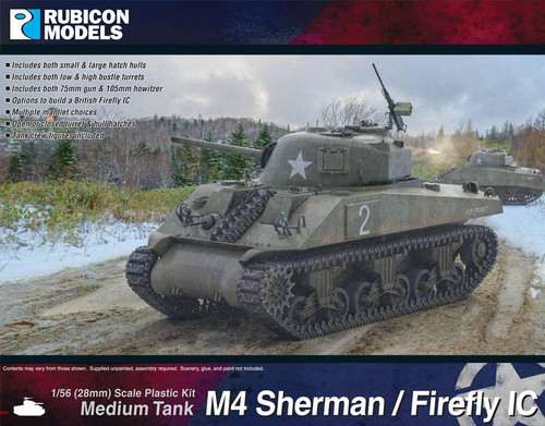 M4 Sherman / Firefly IC