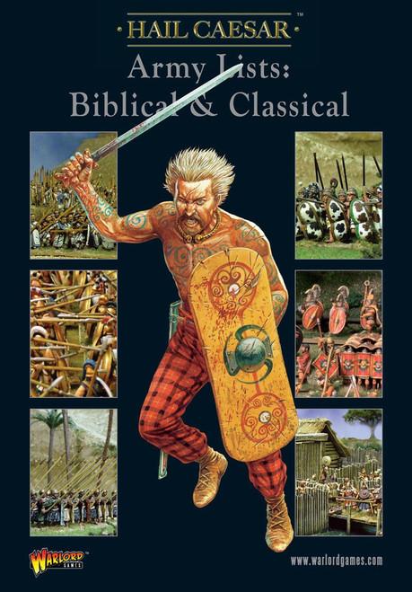 Hail Caesar: Army Lists Vol.1 - Biblical & Classical