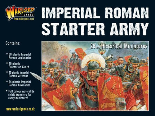 Hail Caesar: Imperial Roman Starter Army