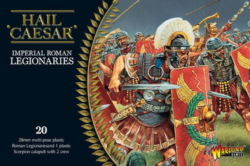 Hail Caesar: Imperial Roman Legionaries (plus Scorpion)