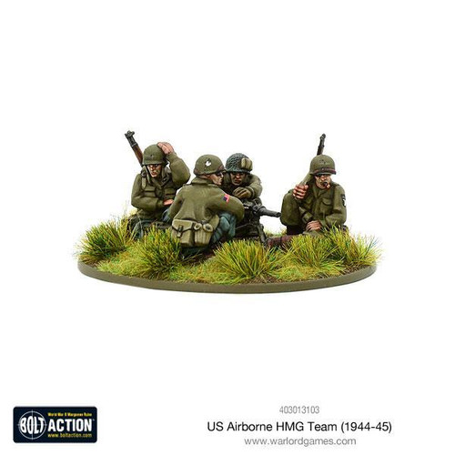 Bolt Action: US Airborne HMG Team (1944-45)
