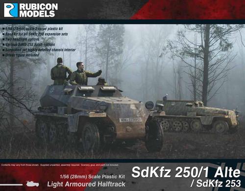 SdKfz 250/1 Alte / SdKfz 253 (aka 250A)Ì_