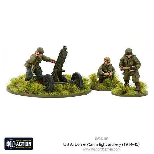 Bolt Action: US Airborne 75mm light artillery (1944-45)