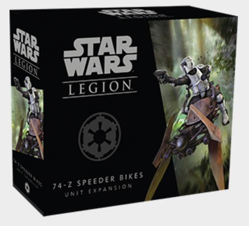 Star Wars: Legion - 74-Z Speeder Bikes Unit Expansion