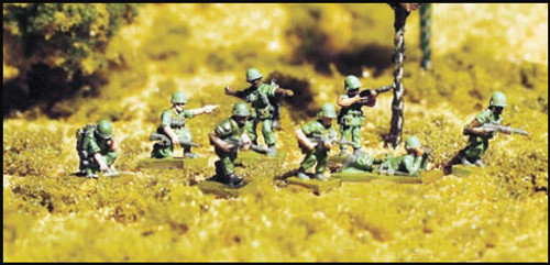 Vietnam Era US Individual Infantry - VN17