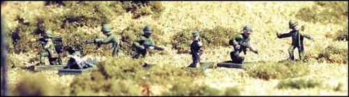 NVA Individual Infantry - VN21