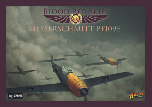 Blood Red Skies: German BF ME-109 Squadron
