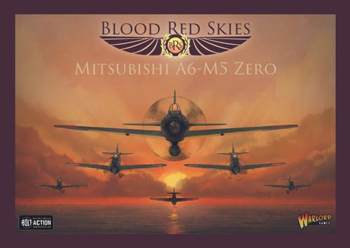 Blood Red Skies: Japanese A6MX 'Zero-Sen' Squadron