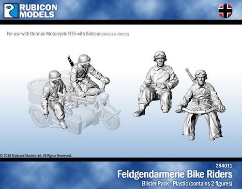 Feldgendarmerie Bike Crew