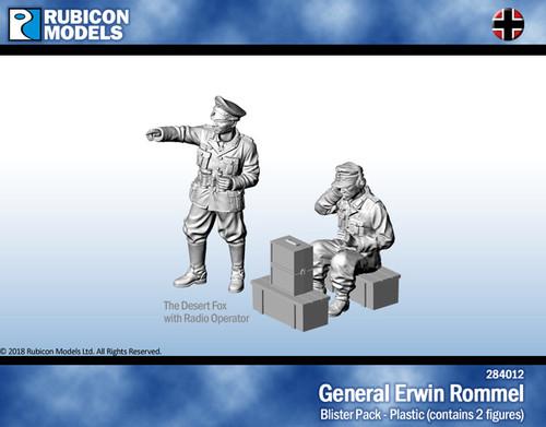 General Erwin Rommel