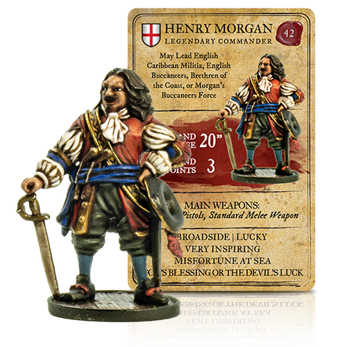 Blood and Plunder: Henry Morgan