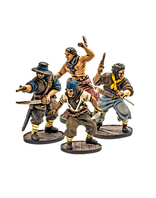 Blood and Plunder: Sea Dogs Unit