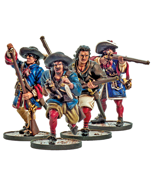Blood and Plunder: Flibustiers Unit