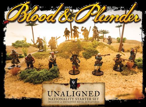 Blood and Plunder: Unaligned Nationality Set