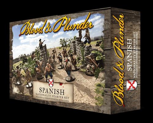 Blood and Plunder: Spanish Nationality Set