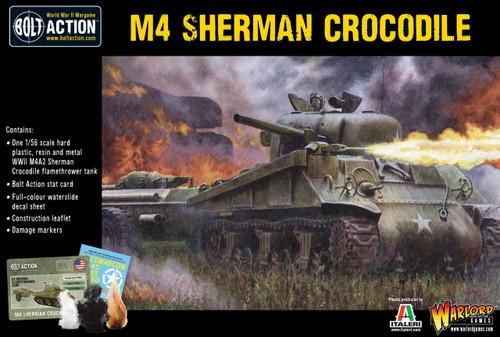 Bolt Action: Sherman Crocodile Flamethrower Tank