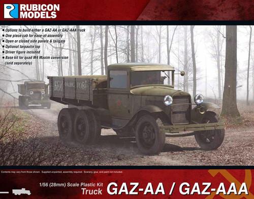 GAZ-AA/AAA Truck