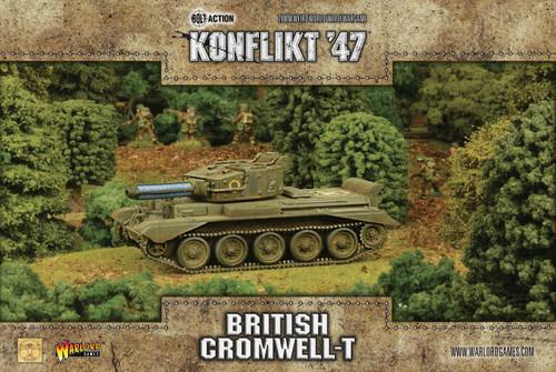 Konflikt '47: Cromwell with Tesla Cannon