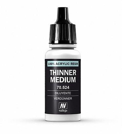 Vallejo: Thinner Medium