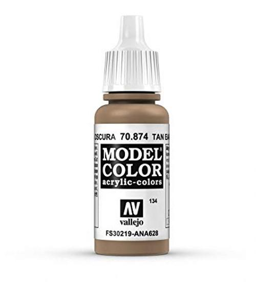 Vallejo Model Color: US Tan Earth