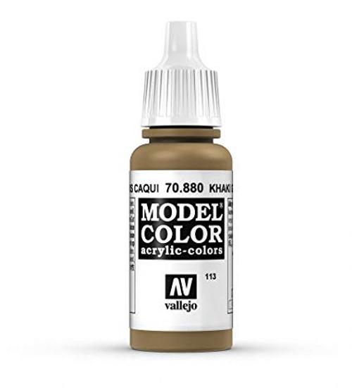 Vallejo Model Color: Knaki Grey