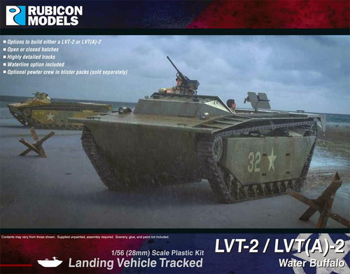 LVT-2 / LVT(A)-2 Water Buffalo