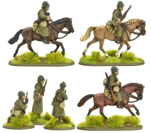 Bolt Action: French Army Cavalry B