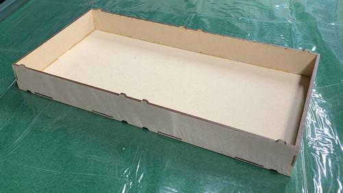 """Project Box 6"""" x 12"""" x 1.375"""" - PROJECTBOX9"""