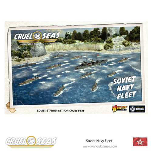 Cruel Seas: Soviet Navy Fleet