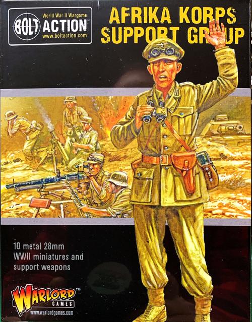 Bolt Action: Afrika Korps Support Group