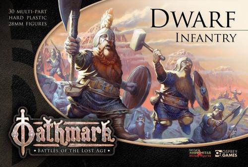 Oathmark - Dwarf Infantry
