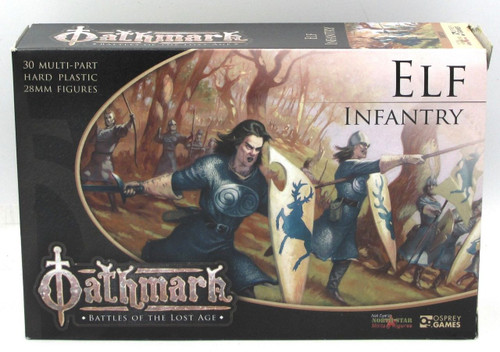 Oathmark - Elf Infantry