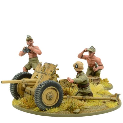 Bolt Action: Afrika Korps Pak 36 Light Anti-tank Gun