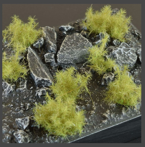 Gamers Grass - Spikey Green (12mm